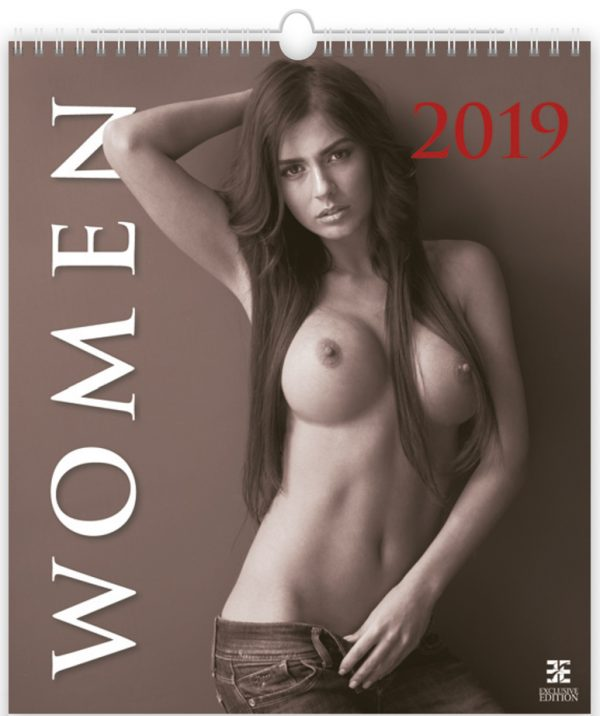 Calendrier mural 2019 Pin-up Women