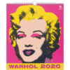 Calendrier Andy Warhol 2020