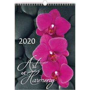 Calendrier Art of Harmony 2020