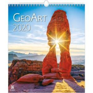 Calendrier Geo Art 2020