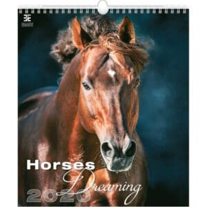 Calendrier Horses Dreaming 2020