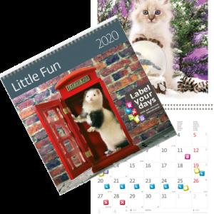 Calendrier Little Fun 2020
