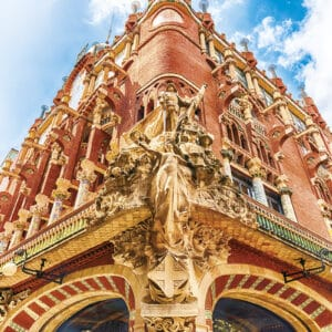 Calendrier Antoni Gaudi 2020 Janvier