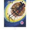 Calendrier Wassily Kandinsky 2020 Septembre