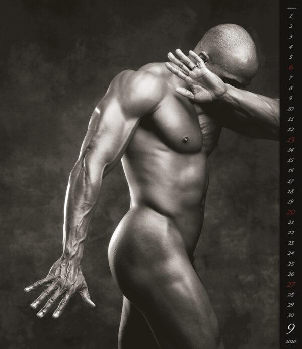 Calendrier Men 2020 Septembre