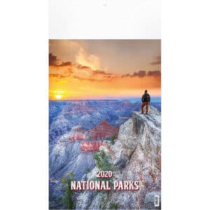 Calendrier National Parcs 2020