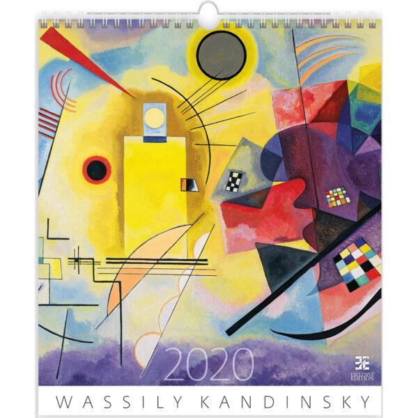 Calendrier Wassily Kandinsky 2020