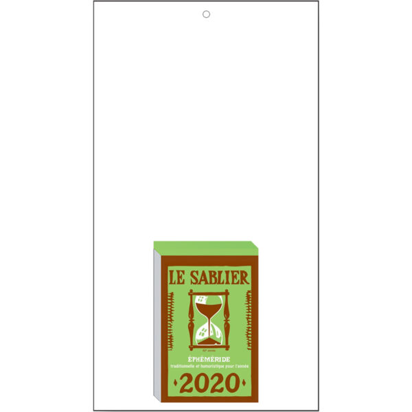 Le Sablier 2020