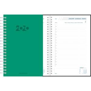 Agenda Daily 2020 Vert