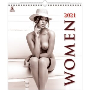 Calendrier Pin-up Women 2021