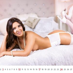 Calendrier pin-up Flirt 2021 Janvier
