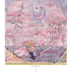Calendrier Art Paul Klee 2021 Janvier