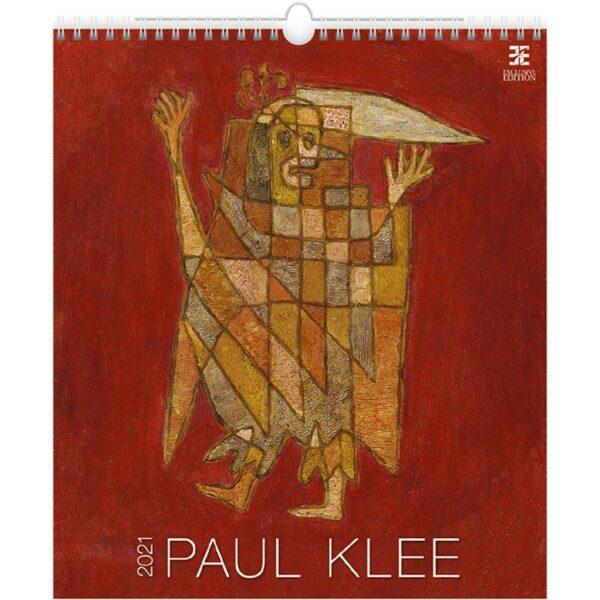 Calendrier Art Paul Klee 2021