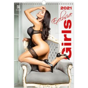 Calendrier pin-up Girls Exclusive 2021